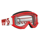 Red Recoil XI Goggles w/Clear Lens - 246485-0004113