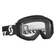 Black Recoil XI Goggles w/Clear Lens - 246485-0001113