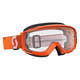 Orange Split OTG Goggles w/Clear Lens - 246433-0036113