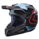 Black/Blue GPX 5.5 Composite V15 Helmet
