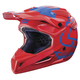 Red/Blue GPX 5.5 Composite V15 Helmet