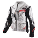 White/Black GPX 5.5 Enduro Jacket