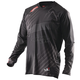 Black/Gray GPX 4.5 Windblock Jersey