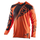 Black/Orange GPX 4.5 Lite Jersey