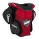 Youth Red/Black Fusion 2.0 Neck Brace/Torso Protector