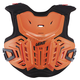 Youth Orange/Black 2.5 Chest Protector