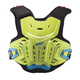Youth Lime/Blue 2.5 Chest Protector