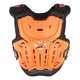 Youth Orange/White 4.5 Chest Protector