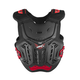 Youth Black/Red 4.5 Chest Protector