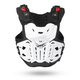 White 4.5 Chest Protector