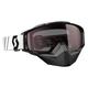 Black Tyrant Snowcross Goggles w/Silver Chrome Lens - 246438-0001313
