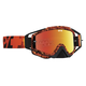 Flare Omen Goggle w/Smoke/Red Spectra Lens - 323129721856