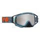 Stone Wash Omen Goggle w/Happy Bronze/Silver Mirror Lens - 323129733483