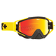 Jersey Yellow Omen Goggle W/Smoke/Red Spectra Lens - 323129472856