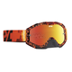 Flare Klutch Goggle w/Smoke/Red Spectra Lens - 322017721856