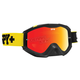Jersey Yellow Klutch Goggle w/Smoke/Red Spectra Lens - 322017472856