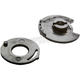 Base Plate Kit for the Gringo S Helmet - BK-BLK-GS-EA