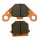 FS-4 Brake Pads - FS-421