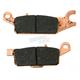 FS-4 Brake Pads - FS-457