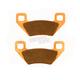 FS-4 Severe Brake Pads - FS-458SV