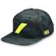 Slash Camo Twill Snap Back Hat - 20049-064-01