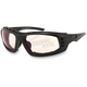Chamber Sunglasses w/Clear Anti-Reflective Lens - ECBR001CR