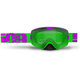 Neon Purple Limited Edition Kingpin Goggles w/Lime Tint Lens - 509-KINGOG-17-NP