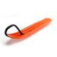 Orange Powder Pro Ski W/Black Loop - 35-417