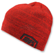 Red Essential Acrylic Skully Fit Beanie - 20116-003-01