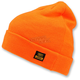 Orange Mikkeli Relaxed Fit Cuff Beanie - 20118-006-01