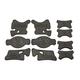 X-Small X8 Brace Fit Kit - 2040201