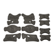 XX-Large X8 Brace Fit Kit - 2040206