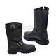 Black Raider Boots