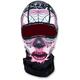 Sugar Skull Polyester Balaclava - WBP082