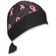 Pink Ribbon Vented Sport Flydanna - ZVSBC01