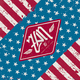 American Vintage Deluxe Bandana - BD100