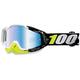 Racecraft Emara Goggles w/Mirror Blue Lens - 50110-188-02