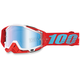 Racecraft Kepler Goggles w/Mirror Blue Lens - 50110-189-02
