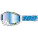 Racecraft Hyperloop Goggles w/Mirror Blue Lens - 50110-193-02