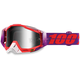 Racecraft Watermelon Goggles w/Mirror Silver Lens - 50110-195-02