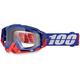 Racecraft Republic Goggles w/Clear Lens - 50100-187-02