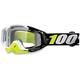 Racecraft Emara Goggles w/Clear Lens - 50100-188-02