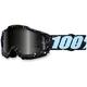 Accuri Milkyway Goggles w/Mirror Silver Lens - 50210-196-02