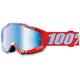 Accuri Cupcoy Goggles w/Mirror Blue Lens - 50210-202-02