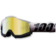 Accuri Invaders Goggles w/Mirror Gold Lens - 50210-204-02