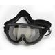 Strata Youth Goliath Goggle w/Mirror Silver Lens - 50510-166-02