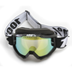 Accuri Tornado Snow Goggle w/Dual Mirror Gold Lens - 50213-059-02