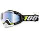 Racecraft Emara Snow Goggle w/Dual MIrror Blue Lens - 50113-188-02