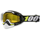 Racecraft Emara Snow Goggles w/Dual Yellow Lens - 50103-188-02