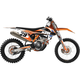 KTM FX EVO 13 Series Graphics Kit - 19-01528